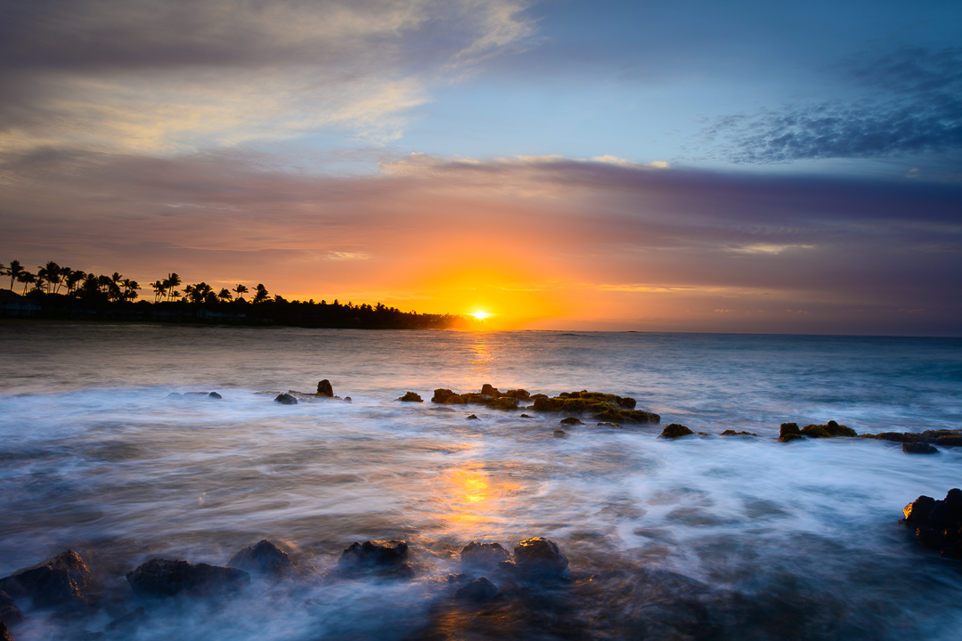 Sunrise in Poipu #2